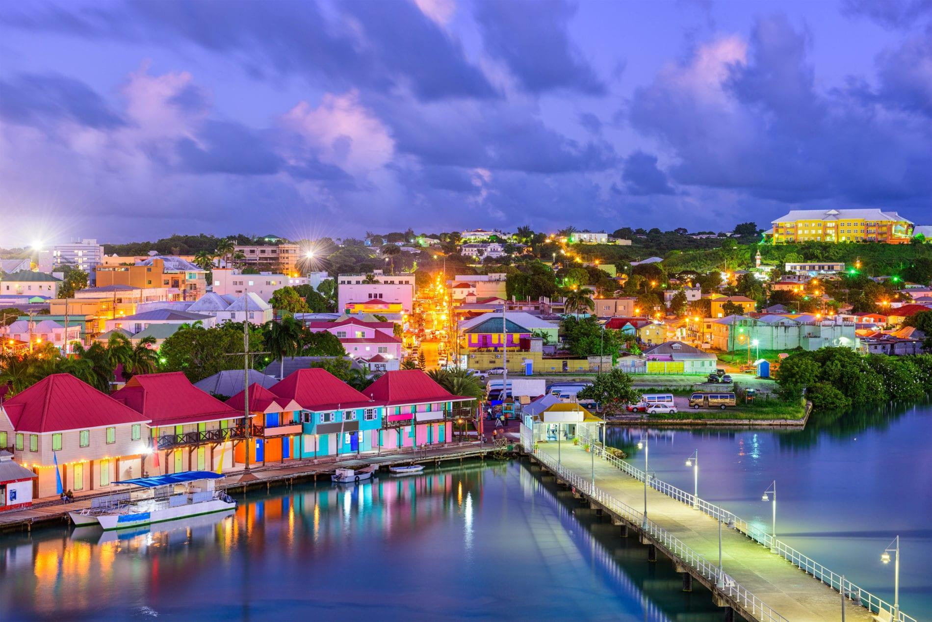 Flights To Antigua And Barbuda Sn Travel