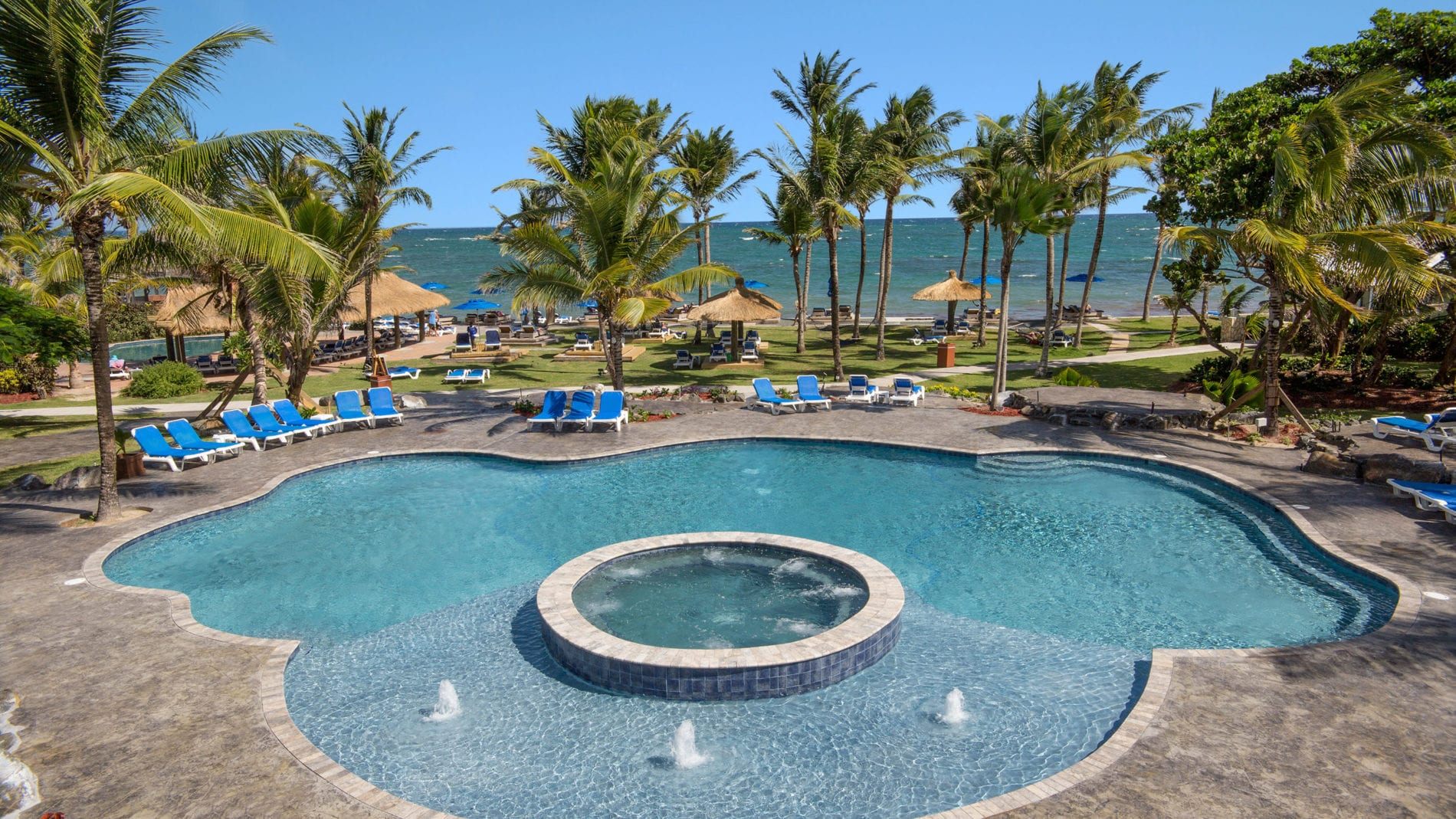 Coconut Bay Beach Resort  Spa in Hotels Caribbean Saint