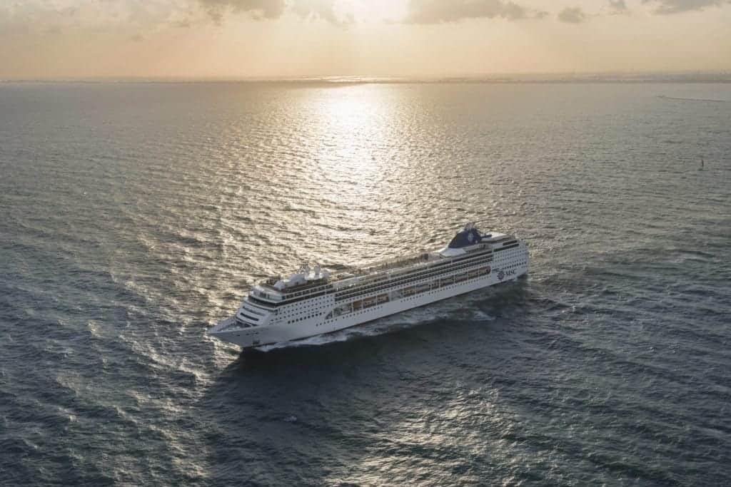 Cruise holidays