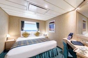 MSC Armonia, Ocean View cabin