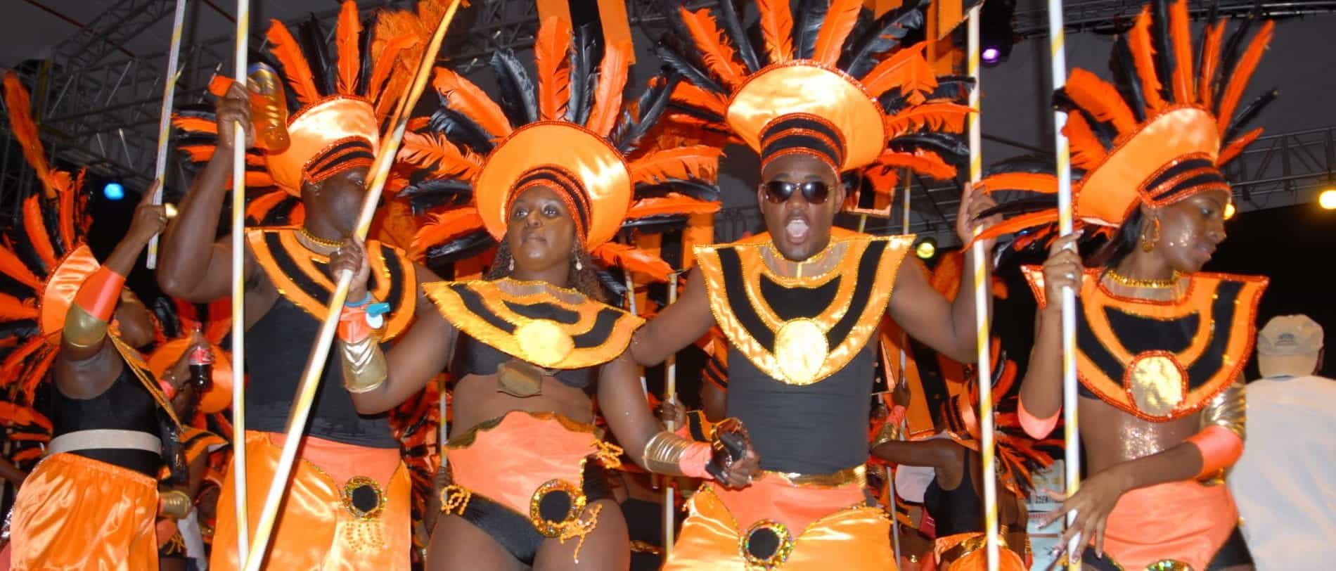 It S Party Time Antigua Carnival 2018 Sn Travel