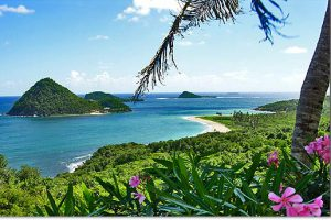 Get cheap flights to Grenada for heavenly beach views like this