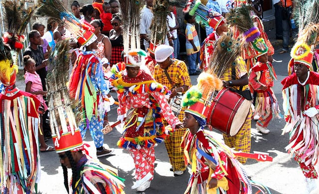 St Kitts And Nevis Celebrate The Ultimate Christmas
