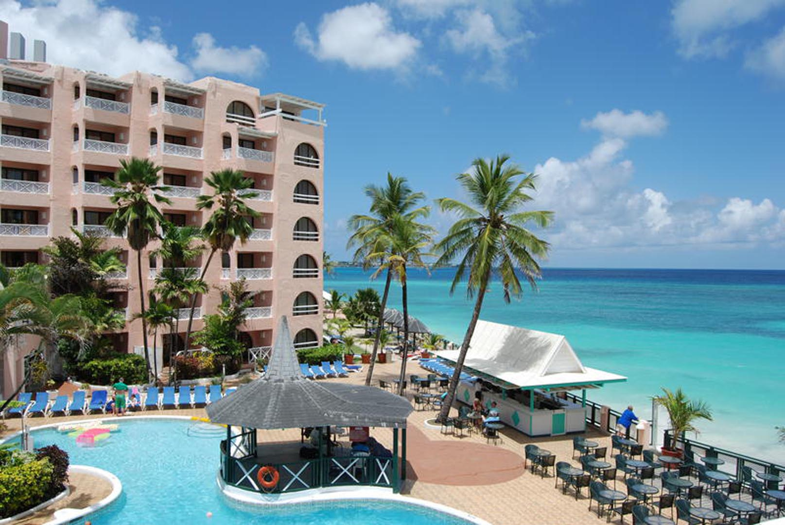 Barbados Beach Club in Hotels Caribbean Barbados