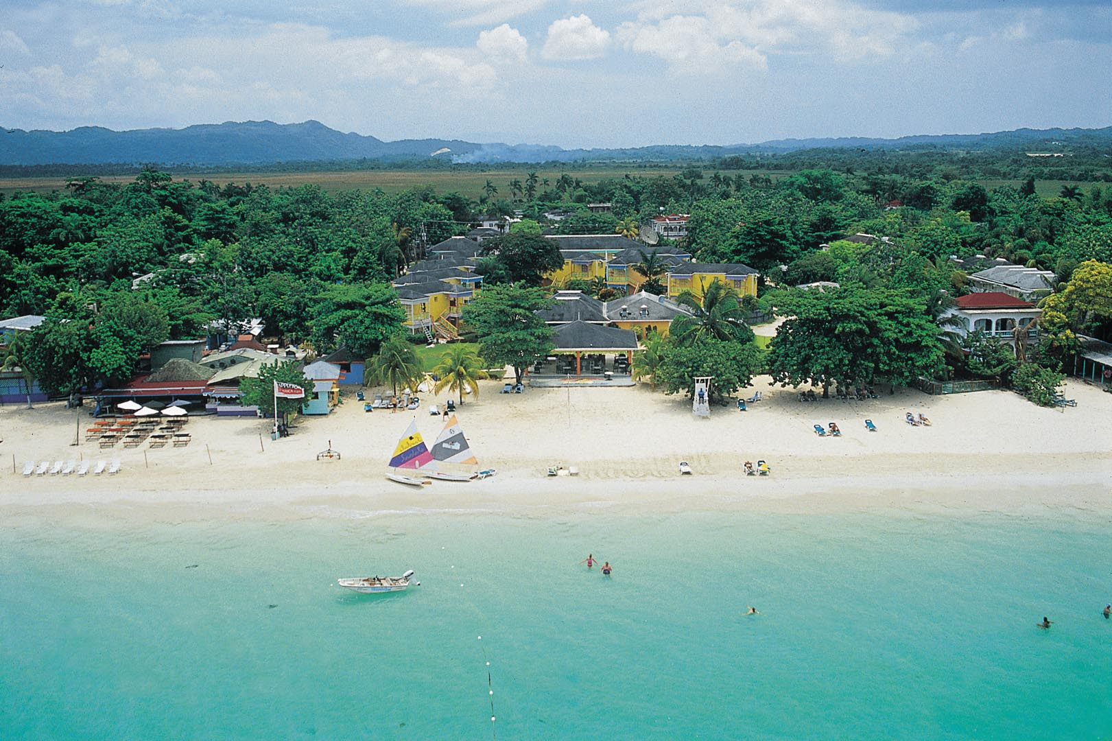 Grand Pineapple Beach Negril in Hotels, Caribbean, Jamaica, Negril ...