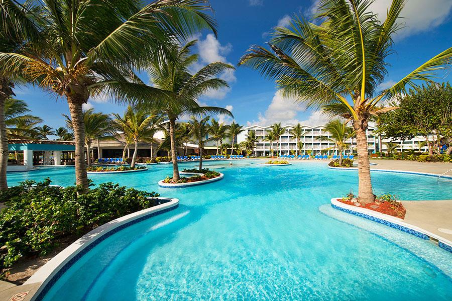 Coconut beach St Lucia - Caribbean holiday