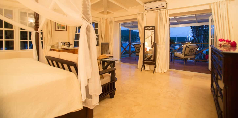 Admirals inn hotel antigua