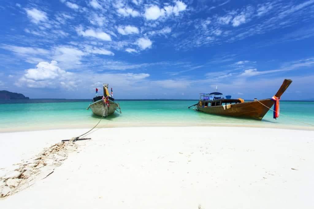 Jamaica holiday beach