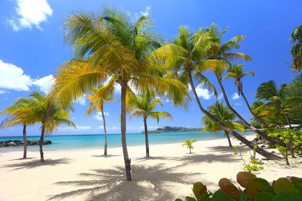 St Lucia holiday - beaches