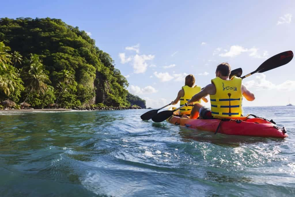 St Lucia Holiday