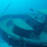 Sunken Ship, shipwreck, dive, diving, aruba