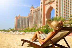 Dubai holiday deals - Atlantis Hotel the Palm