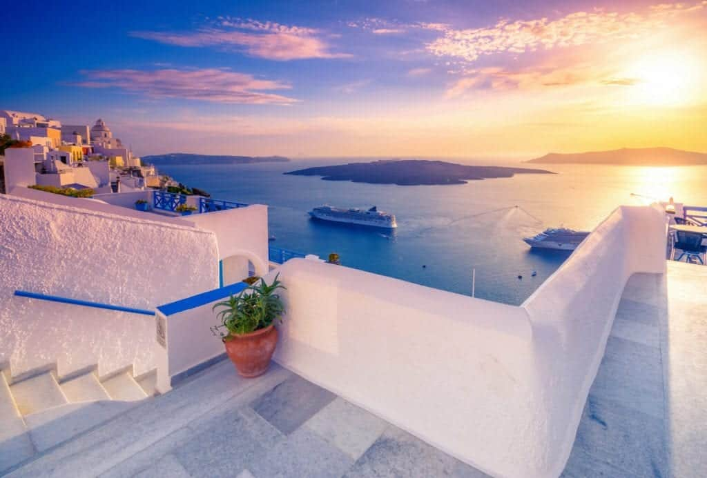 Greek cruise holiday deals