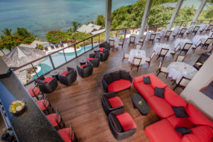 calabash cove st lucia hotel - restaurant