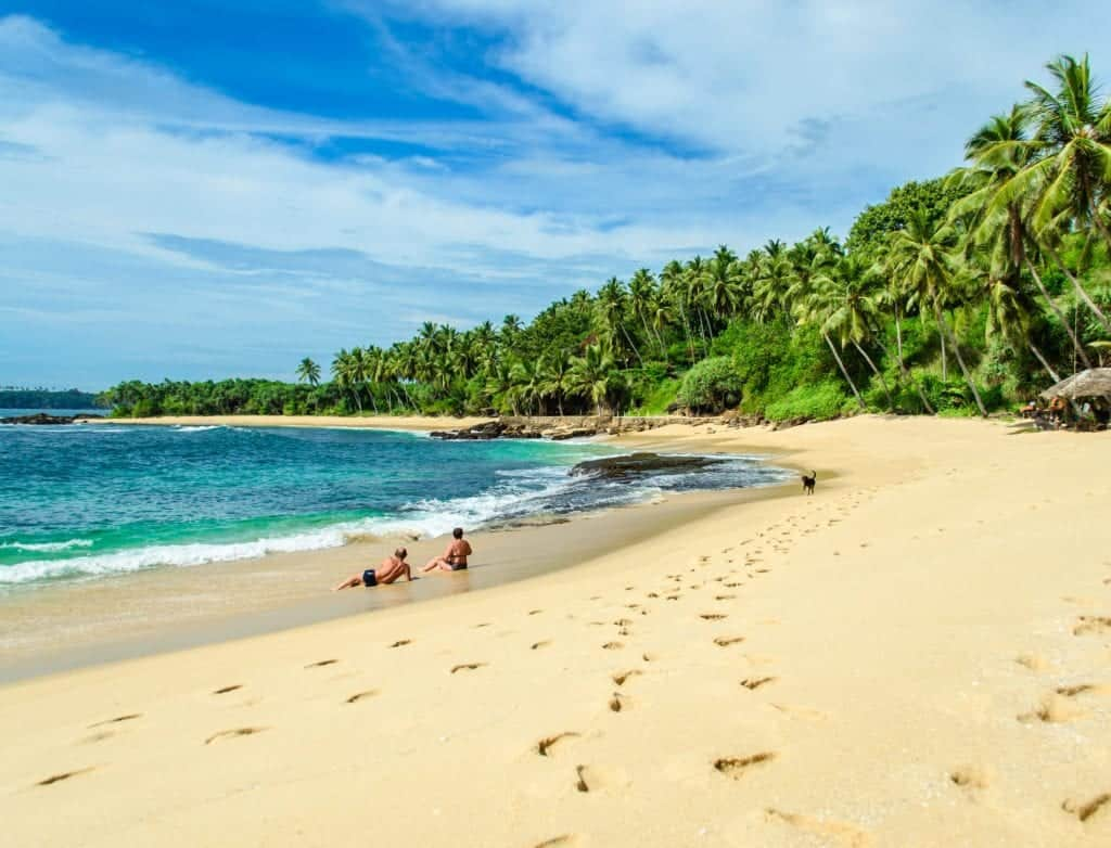 Sri Lanka Beach Holiday Deals