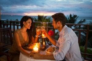 romantic holiday deals