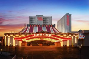 Las Vegas Holiday Deals - Circus Circus Hotel