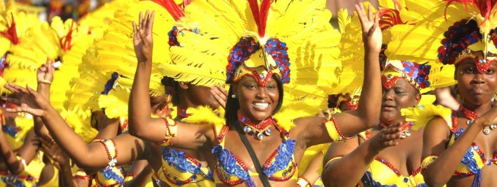 Trinidad and Tobago Carnival Holiday Deals