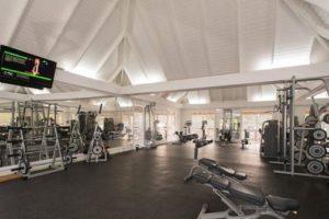 Antigua Yacht Club Marina Hotel - gym