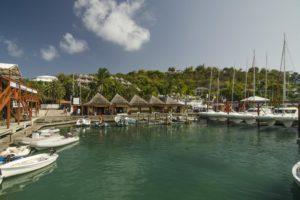 Antigua Yacht Club Marina Hotel - marina