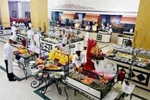 Grand Hotel Bahia Principe -Jamaica - Mi-Kee Koos - food