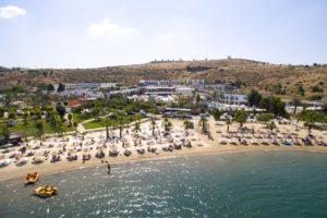 Jasmine Beach Hotel - Bodrum, Turkey - beach