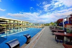 Jasmine Beach Hotel - Bodrum, Turkey - pools