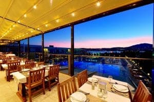 Jasmine Beach Hotel - Bodrum, Turkey - restaurants