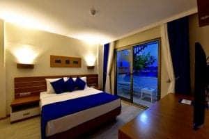 Jasmine Beach Hotel - Bodrum, Turkey - room