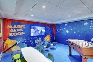 MSC Bellissima, Kids Club cruise holiday