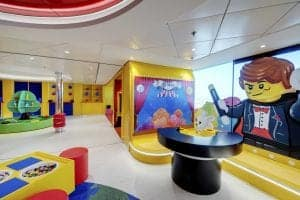 MSC Bellissima, Junior Club Lego