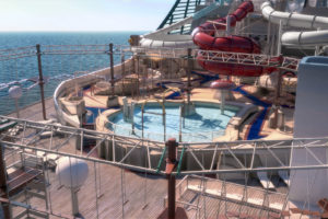 MSC Bellissima Aquapark Cruise Holiday