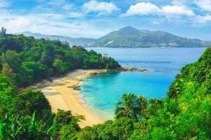 PHUKETT, THAILAND, BEACH