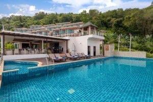 Phuket Thailand -The View Rawada Resort & Spa