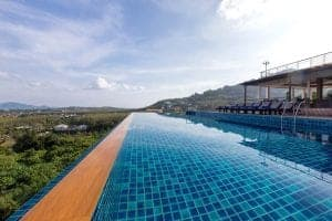 Phuket Thailand -The View Rawada Resort & Spa - pool 2
