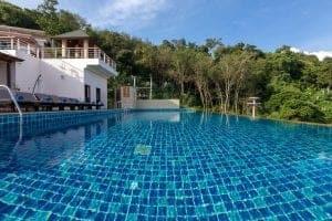 Phuket Thailand -The View Rawada Resort & Spa - pool 3