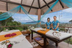 Phuket Thailand -The View Rawada Resort & Spa - spa