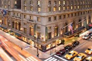 Roosevelt Hotel New York