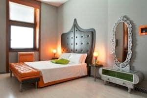 The Orange Hotel - Rome room