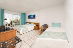 Hotel Tropical San Antonio Ibiza - bedroom 2