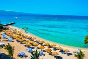 Royal Decameron Cornwall Beach Hotel - Jamaica - beach