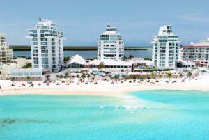 Oleo Cancun Playa All Inclusive Boutique Resort -beach