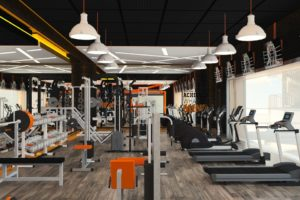 Royalton Antigua - gym
