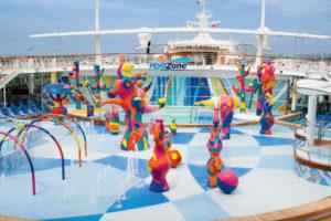 freedom of the seas - royal caribbean- cruise -h2ozone