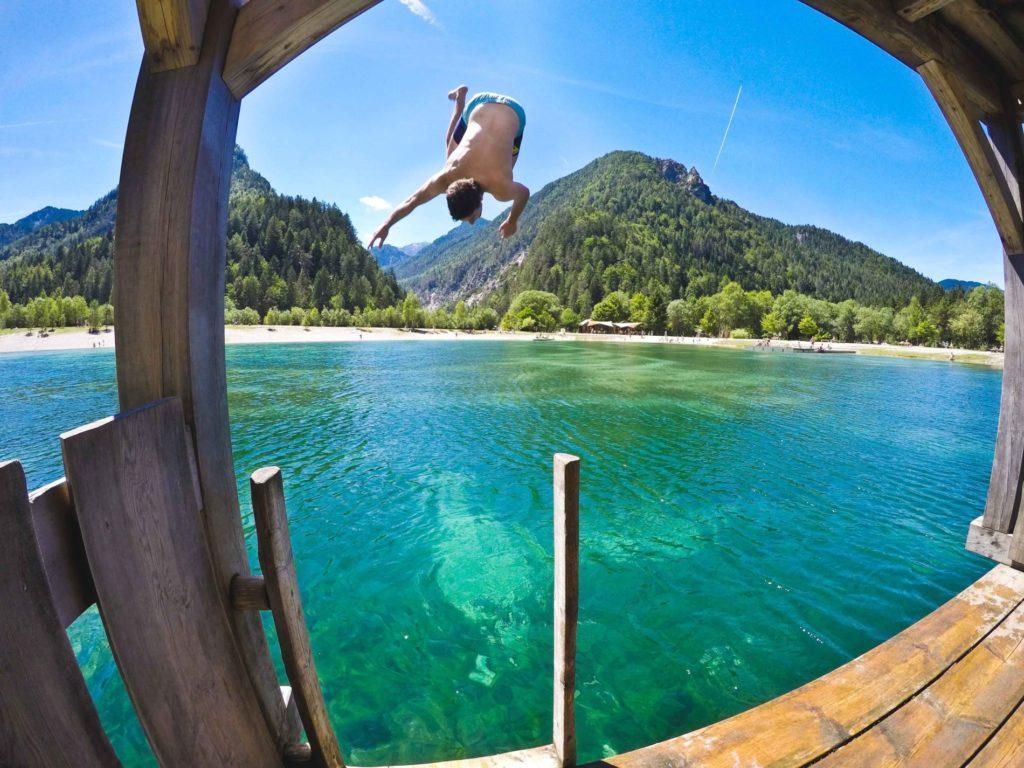 Adventure sports in Slovenia