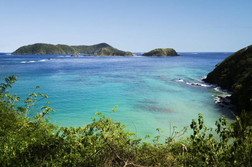 Little Tobago sea view