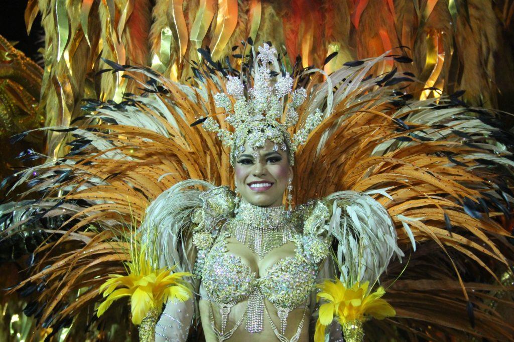 Brazil carnival hoiliday in Rio
