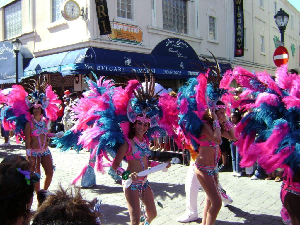 St Marten Carnival Parade