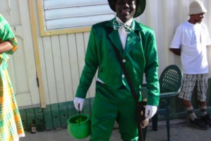St Patricks Day on Montserrat