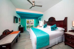 Bedroom at Riu, Ocho Rios - Jamaica